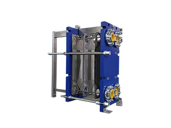 半焊板式板热器
